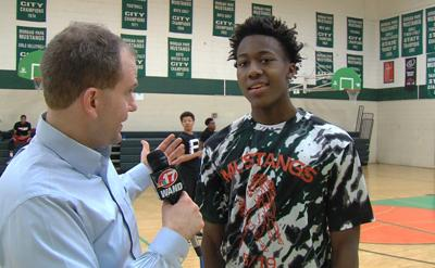 Catching up with Ayo Dosunmu