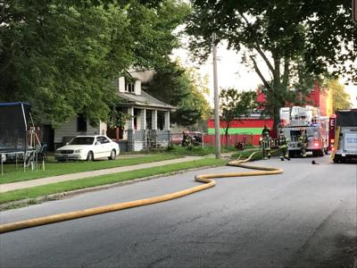 Crews called to Decatur house fire
