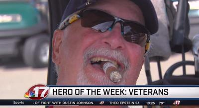 Hero of the Week: 'Veterans and Friends' golf