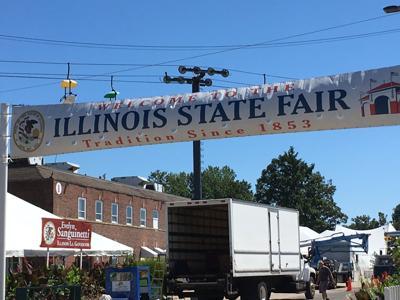 Illinois State Fair nears opening day