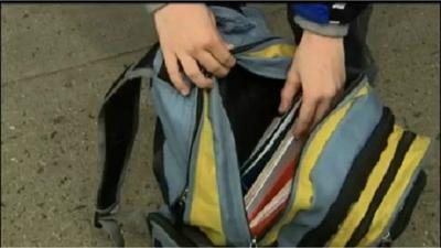 Backpack drive seeks to help hundreds of students