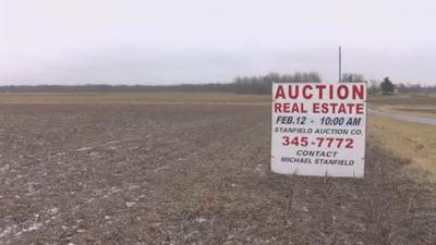 Lincoln's Land sale