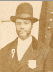 Remembering Illinois' first fallen black police officer