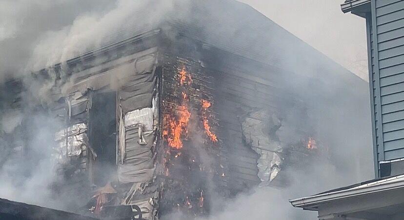 W main st house fire