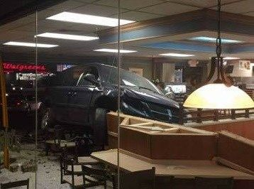 Suspect wanted in Springfield McDonald's hit and run | Top