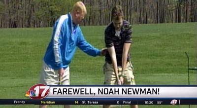 Farewell Noah Newman