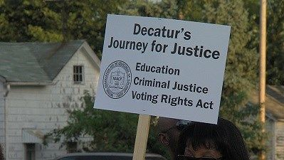 A Journey for Justice and Equality