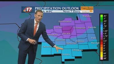 No relief from heat to start June