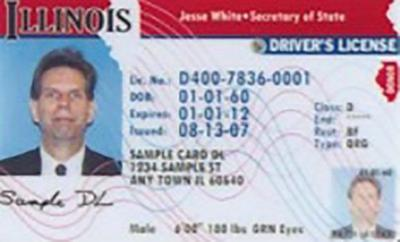 how to get your il drivers license
