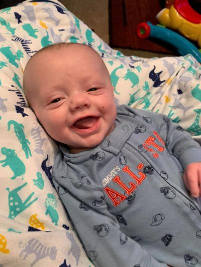 Community rally's as baby fights RSV