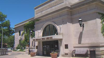 Urbana library buys lot for entrance upgrade