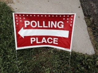 Election Turnout As Low As 2%