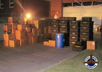 Troopers make record breaking fentanyl bust in Nebraska