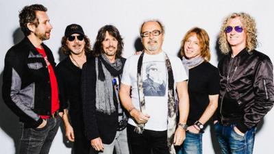Foreigner holds contest to let local choir sing with them at Illinois State Fair