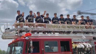 Teutopolis enjoys championship parade, Effingham baseball and Mt. Zion softball continue their postseason runs tomorrow