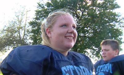 Hero of the Week: Katie Stanton (Sangamon Valley football)