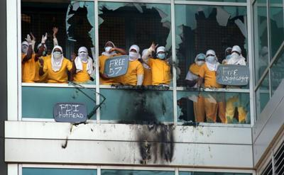 St. Louis Inmate Riot