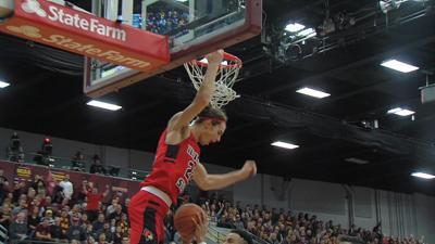 Matt Chastain dunk