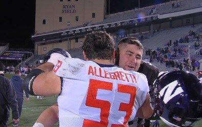 info for 1f943 fca53 Hero of the Week: Nick Allegretti, Illinois | Sports ...