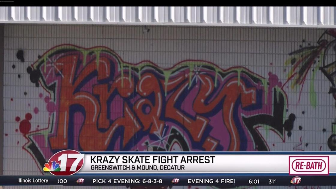 Fight at Krazy Skate nets arrest of wanted suspect | Top Stories