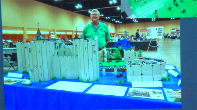 Local doctor creates Lego display for Macon County History Museum