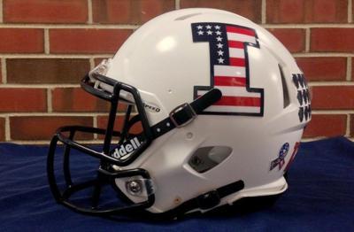 Illini to Wear American Flag Inspired Helmets Saturday