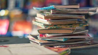 Thousands of books on sale in Decatur event