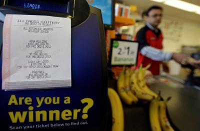 Winning lotto ticket sold in Springfield | Top Stories
