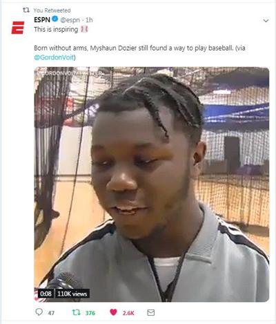 Myshaun Dozier ESPN