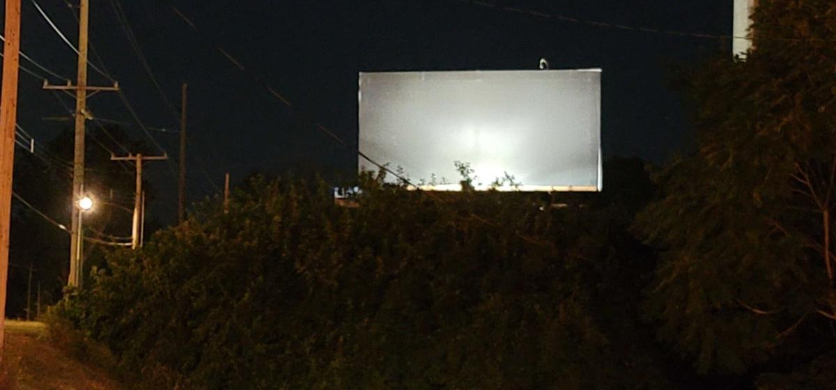 Billboard fire in Decatur considered suspicious