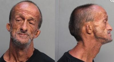 Miami man with no arms charged with stabbing Chicago tourist