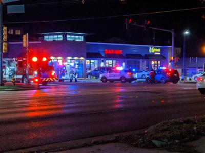 Champaign shooting - Springfield Avenue and Kenwood Road