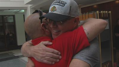 Kindness of Strangers: Central Illinois man gives kidney