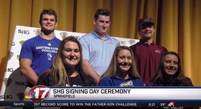 SHG Signing Day