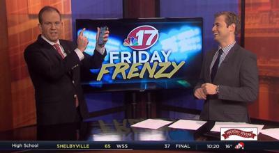 Friday Frenzy Highlight Zone: 12/7