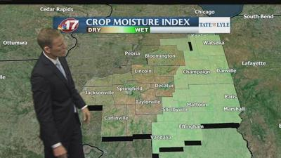 Heat and scattered storms continue into July