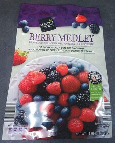 recalled berries