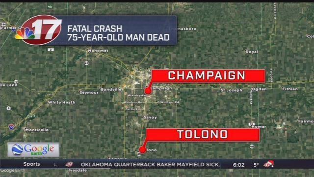 Interstate 57 crash leaves one man dead | Top Stories | wandtv com