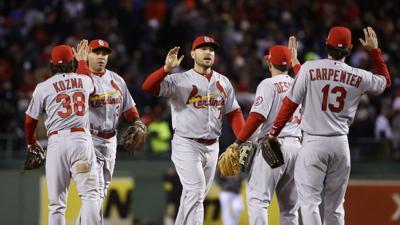 St. Louis Cardinals coming to Mattoon for caravan