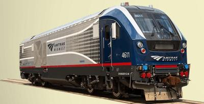 Amtrak begins operating faster, eco-friendly trains