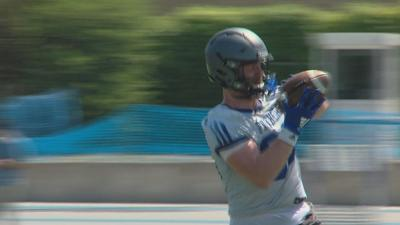 EIU hoping players can step up at running back and wide receiver