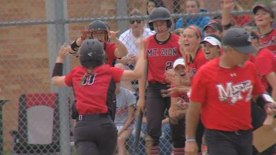 Mt. Zion softball and Teutopolis baseball both advance