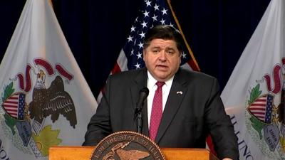 Governor JB Pritzker