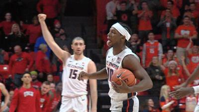 Illinois fends off UNLV for third win of season