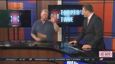 Tupper's Take: Another quarterback visits Illinois