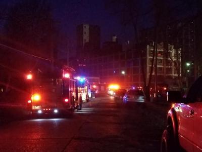 Fire at Pillsbury Mills plant in Springfield