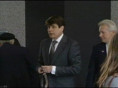 Blagojevich attorneys to cross-examine ex-aide