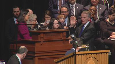 Madigan sworn in