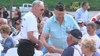 Decatur remembrance ceremony honors Vietnam vets