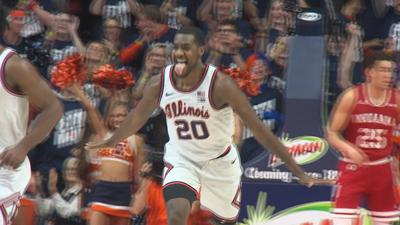 Illini men's basketball releases part of their season's schedule
